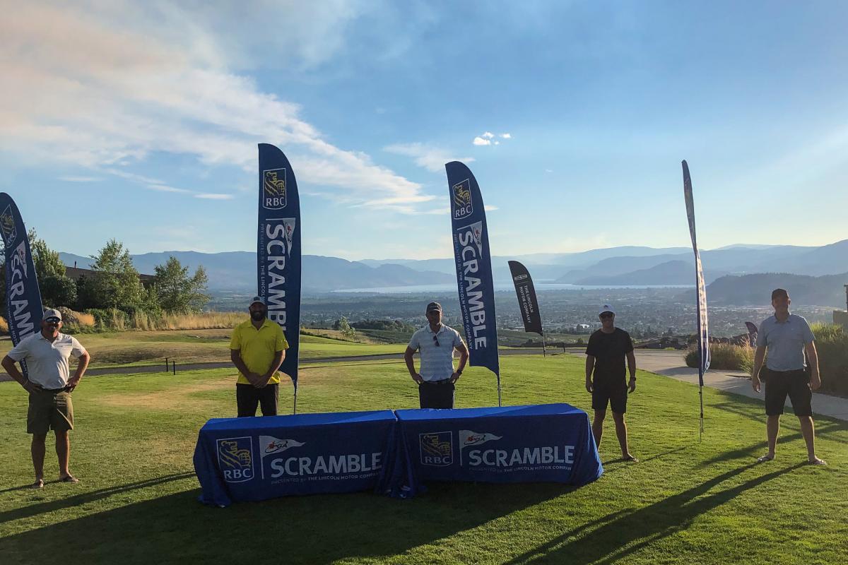 2020 RBC PGA Scramble national winners