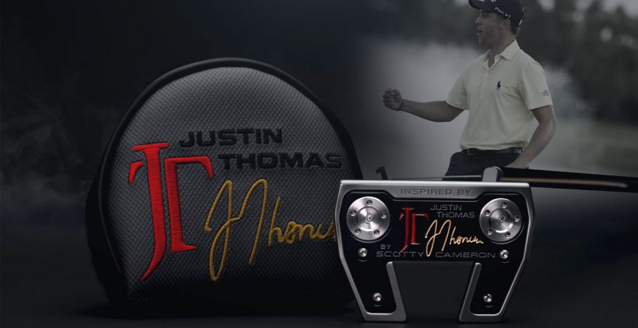 Titleist Introduces Scotty Cameron Inspired by Justin Thomas Putter