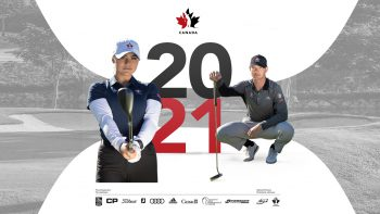 2021 Team Canada golf