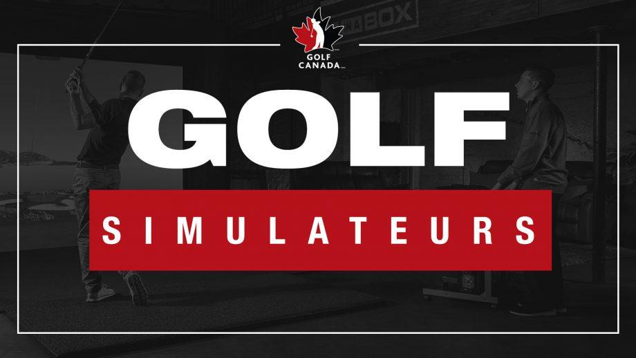 Golf Simulateurs