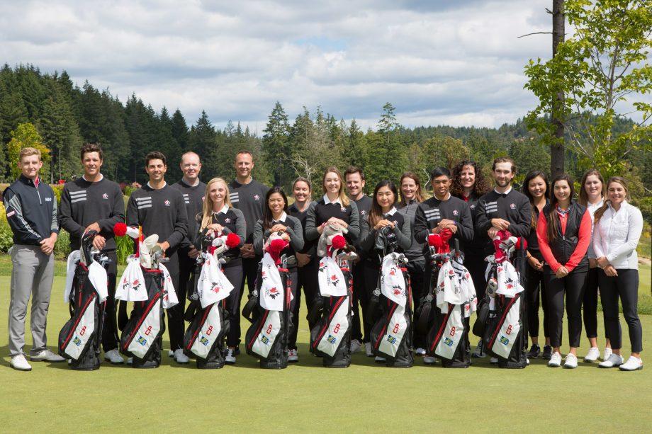 Team Canada group photo