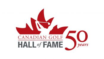 Canadian Golf Hall of Fame - 50 year