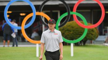 Mackenzie Hughes Olympics Golf 2020