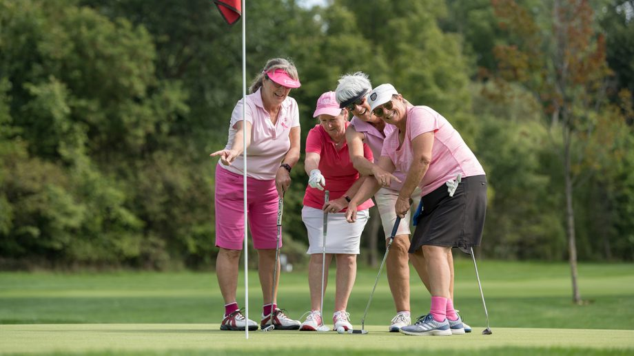 Golf Fore the Cure 2021 National Event