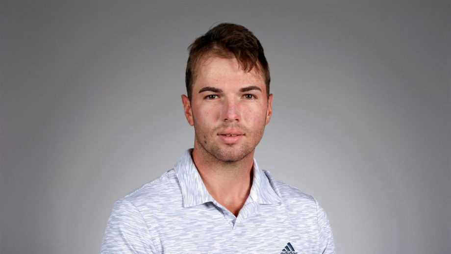 PGA tour headshot of Callum Davison